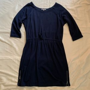 Gap Navy Jersery Knit Dress - Excellent Condition